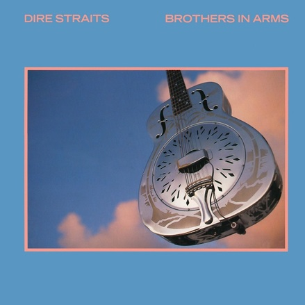 how to play Money For Nothing Brothers In Arms album on guitar rhythm and solo acoustic electric by Dire Straits John Illsley Neil Dorfsman Mark Knopfler Sting shutup and play guitar tutorials lesson