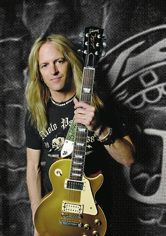 how to play Fast Pentatonic Lick on guitar rhythm intro and solo by Doug Aldrich electric acoustic shutup and play guitar tutorials lessons