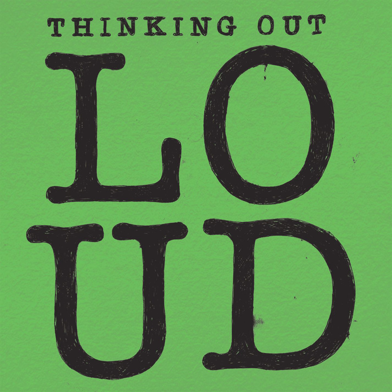 Thinking Out Loud Acoustic